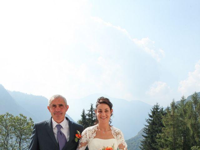 Il matrimonio di Antonio e Enrica a San Bartolomeo Val Cavargna, Como 16