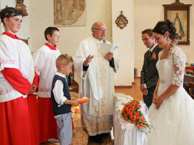 Il matrimonio di Antonio e Enrica a San Bartolomeo Val Cavargna, Como 23