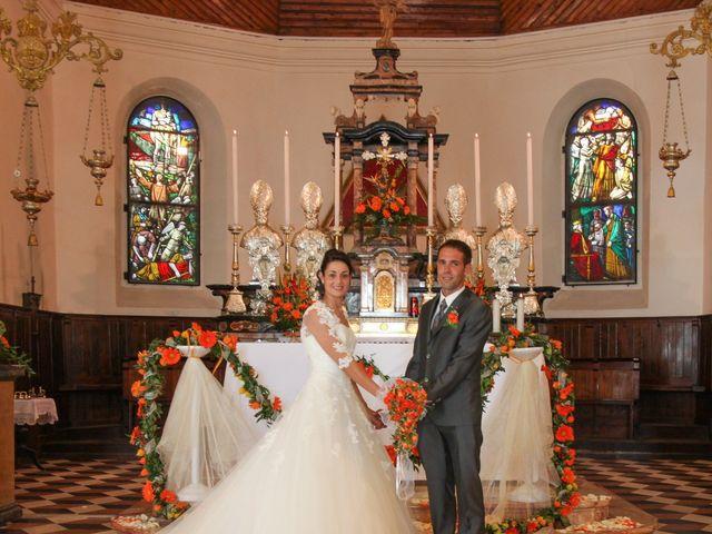 Il matrimonio di Antonio e Enrica a San Bartolomeo Val Cavargna, Como 34