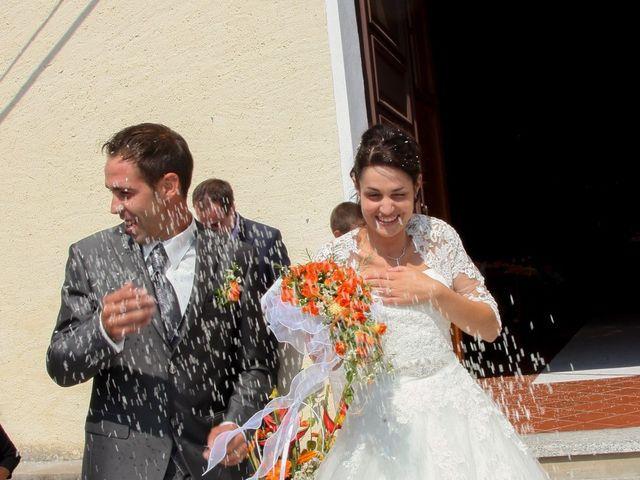 Il matrimonio di Antonio e Enrica a San Bartolomeo Val Cavargna, Como 41
