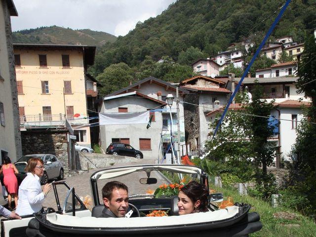 Il matrimonio di Antonio e Enrica a San Bartolomeo Val Cavargna, Como 47