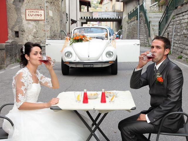 Il matrimonio di Antonio e Enrica a San Bartolomeo Val Cavargna, Como 50