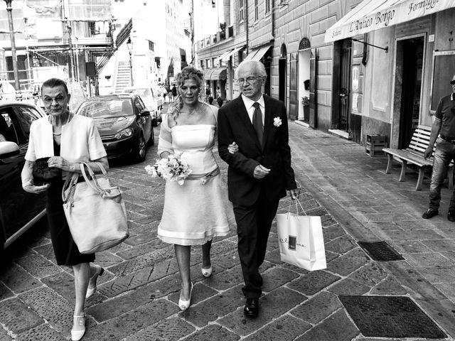 Il matrimonio di Mauro e Angela a Camogli, Genova 36