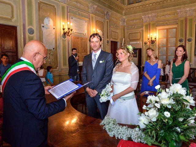Il matrimonio di Mauro e Angela a Camogli, Genova 40
