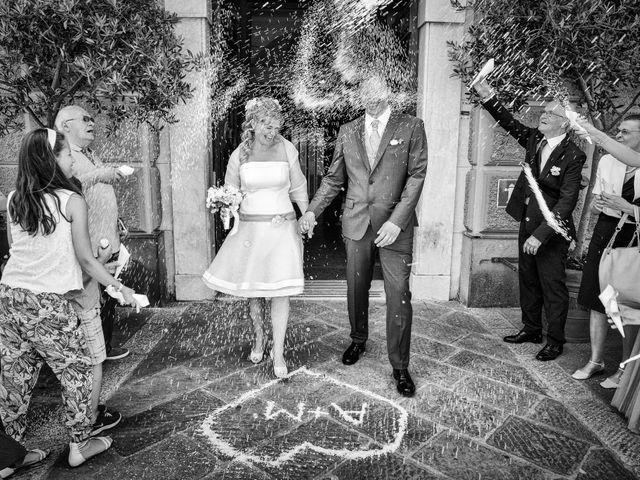 Il matrimonio di Mauro e Angela a Camogli, Genova 41