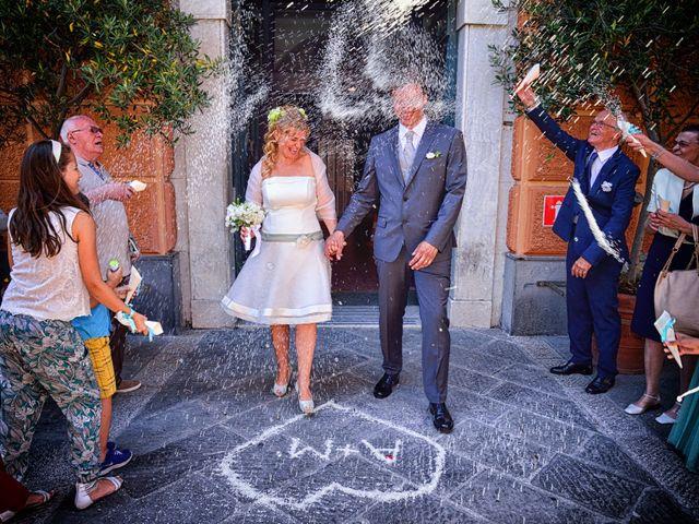 Il matrimonio di Mauro e Angela a Camogli, Genova 42