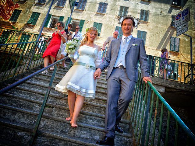 Il matrimonio di Mauro e Angela a Camogli, Genova 43