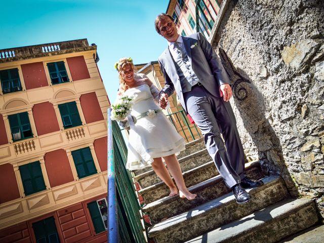Il matrimonio di Mauro e Angela a Camogli, Genova 45