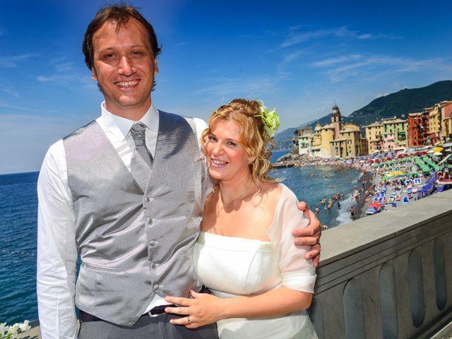 Il matrimonio di Mauro e Angela a Camogli, Genova 47