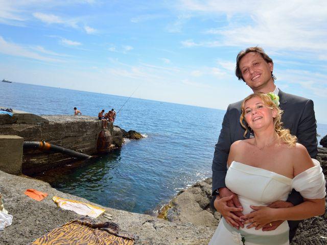 Il matrimonio di Mauro e Angela a Camogli, Genova 70