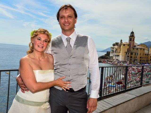 Il matrimonio di Mauro e Angela a Camogli, Genova 72