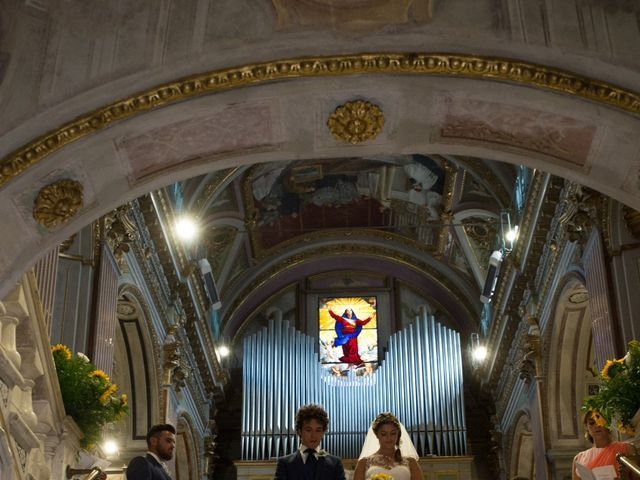 Il matrimonio di Simone e Valentina a Chiavari, Genova 25