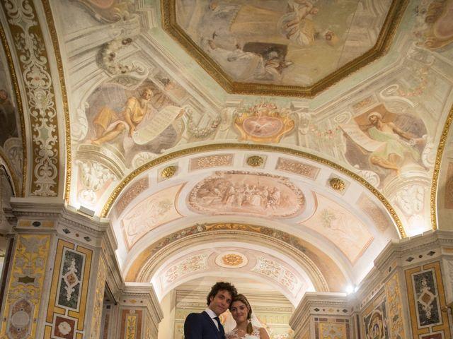 Il matrimonio di Simone e Valentina a Chiavari, Genova 27