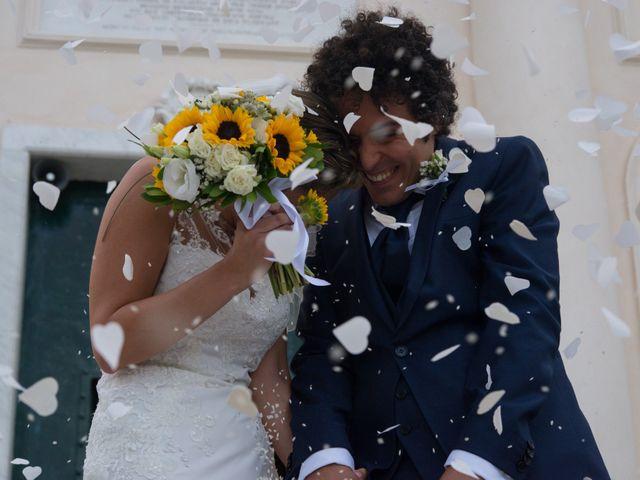 Il matrimonio di Simone e Valentina a Chiavari, Genova 32