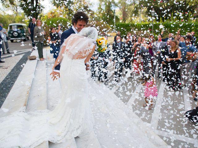 Il matrimonio di Simone e Valentina a Chiavari, Genova 33