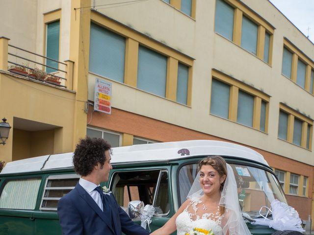 Il matrimonio di Simone e Valentina a Chiavari, Genova 36