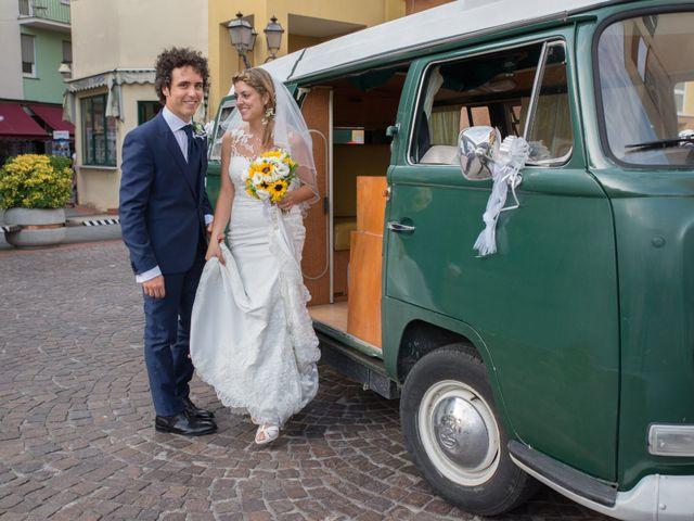 Il matrimonio di Simone e Valentina a Chiavari, Genova 38