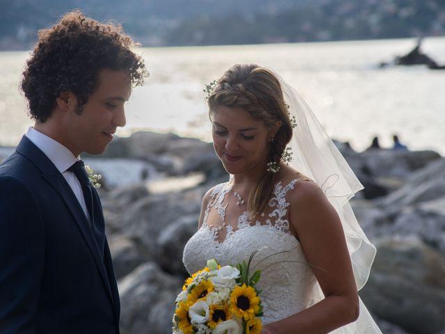 Il matrimonio di Simone e Valentina a Chiavari, Genova 39