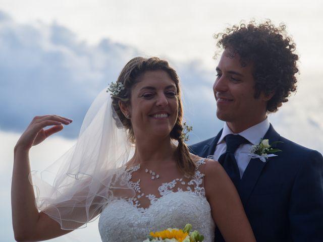 Il matrimonio di Simone e Valentina a Chiavari, Genova 40