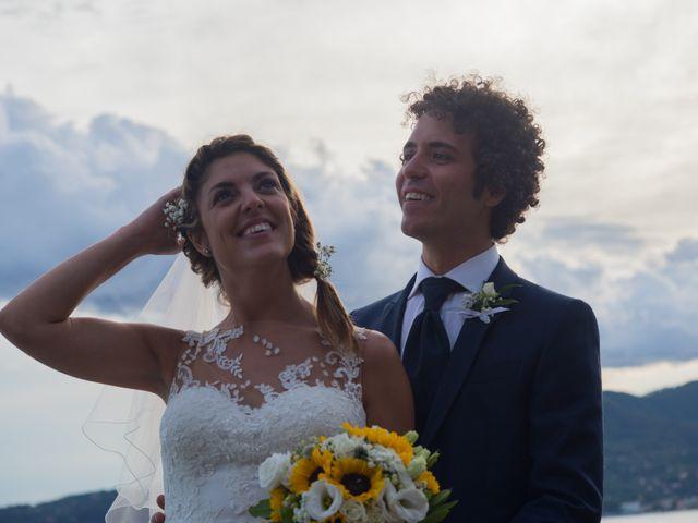 Il matrimonio di Simone e Valentina a Chiavari, Genova 41