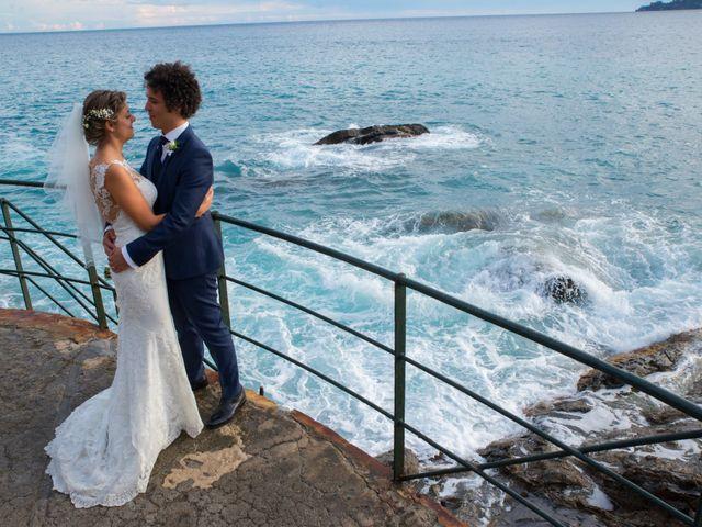 Il matrimonio di Simone e Valentina a Chiavari, Genova 42