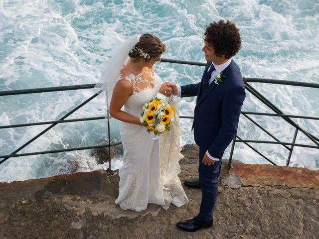 Il matrimonio di Simone e Valentina a Chiavari, Genova 43
