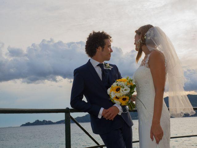 Il matrimonio di Simone e Valentina a Chiavari, Genova 44