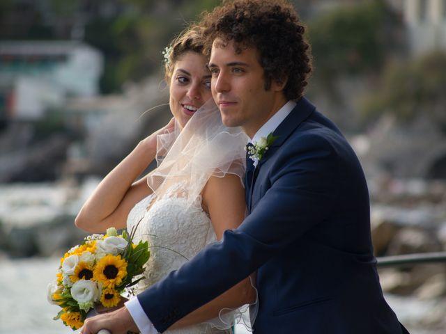 Il matrimonio di Simone e Valentina a Chiavari, Genova 45