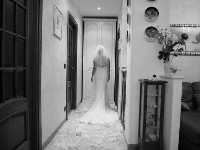 Il matrimonio di Simone e Valentina a Chiavari, Genova 12