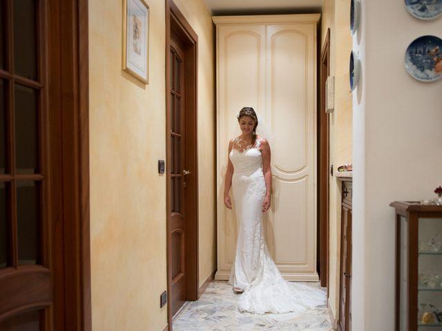 Il matrimonio di Simone e Valentina a Chiavari, Genova 14