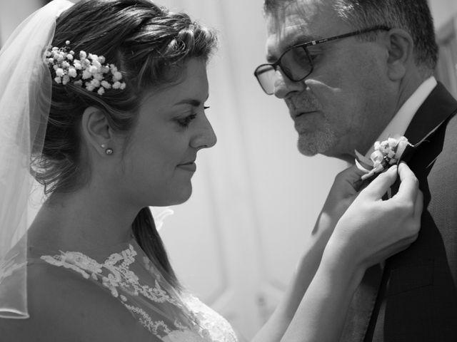 Il matrimonio di Simone e Valentina a Chiavari, Genova 16