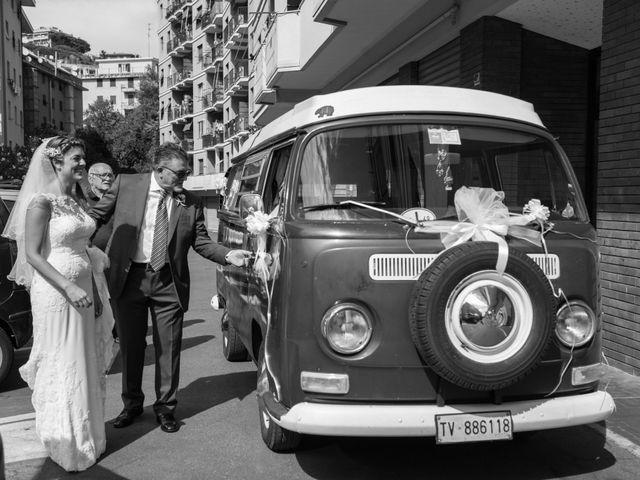 Il matrimonio di Simone e Valentina a Chiavari, Genova 17