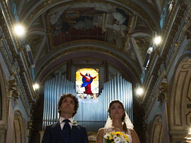 Il matrimonio di Simone e Valentina a Chiavari, Genova 26