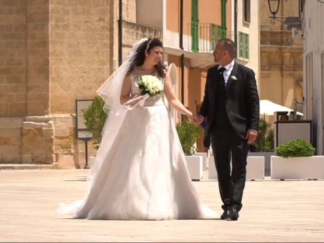 Il matrimonio di Filippo e Simona a San Vito dei Normanni, Brindisi 1