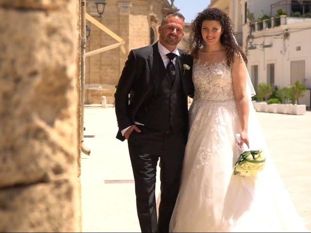 Il matrimonio di Filippo e Simona a San Vito dei Normanni, Brindisi 5