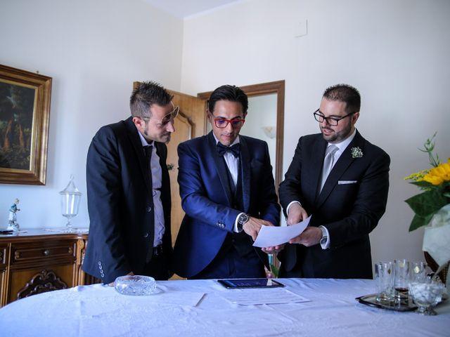 Il matrimonio di Maurizio e Clara a Palermo, Palermo 8
