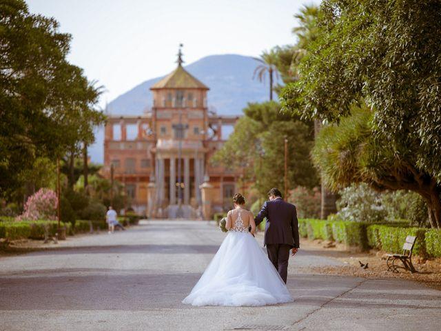 Il matrimonio di Maurizio e Clara a Palermo, Palermo 15