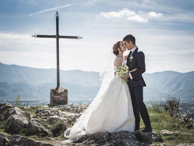 Il matrimonio di Pietro e Filomena a Airola, Benevento 1