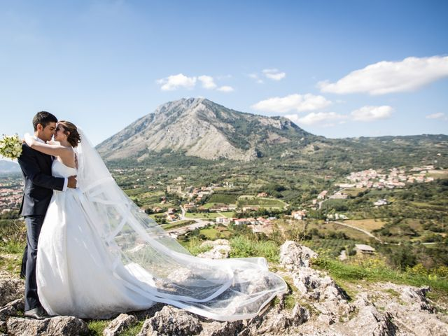Il matrimonio di Pietro e Filomena a Airola, Benevento 30