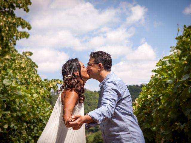 Le nozze di Julia e Enrico
