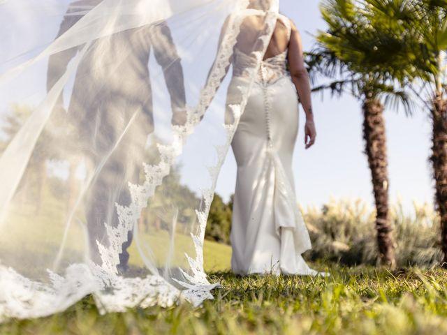 Le nozze di Justine e Jason