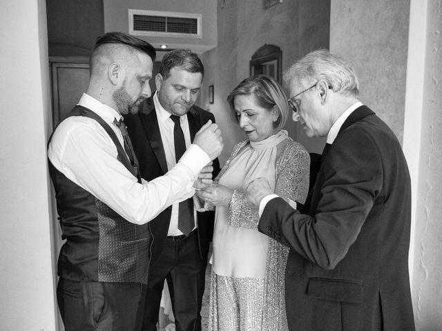 Il matrimonio di Valerio e Gianna a Napoli, Napoli 13