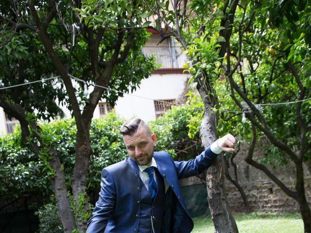 Il matrimonio di Valerio e Gianna a Napoli, Napoli 23