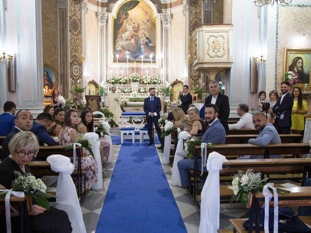 Il matrimonio di Valerio e Gianna a Napoli, Napoli 40