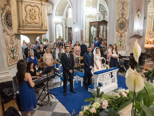 Il matrimonio di Valerio e Gianna a Napoli, Napoli 45