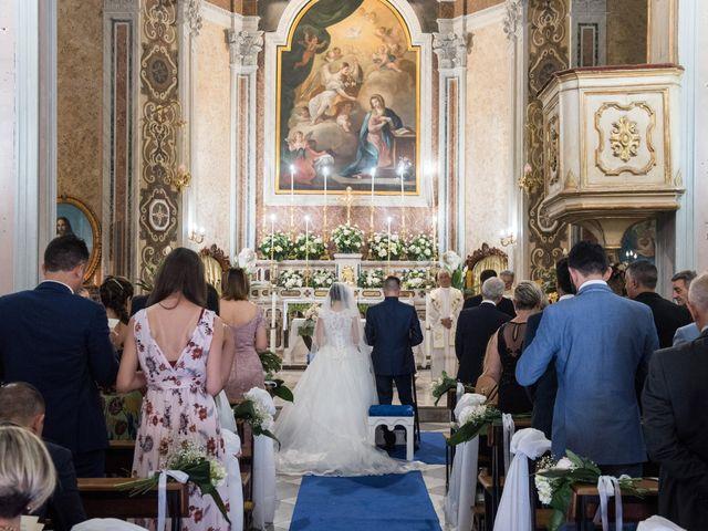 Il matrimonio di Valerio e Gianna a Napoli, Napoli 46