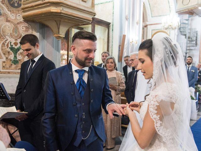 Il matrimonio di Valerio e Gianna a Napoli, Napoli 55
