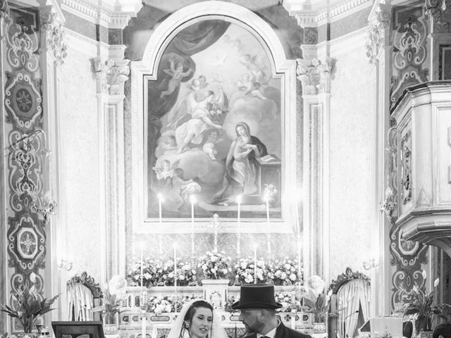 Il matrimonio di Valerio e Gianna a Napoli, Napoli 58