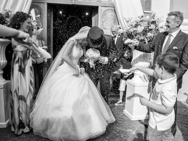 Il matrimonio di Valerio e Gianna a Napoli, Napoli 60