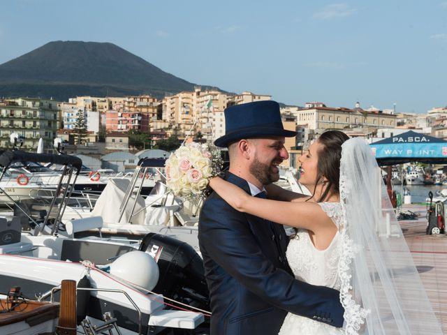 Il matrimonio di Valerio e Gianna a Napoli, Napoli 67